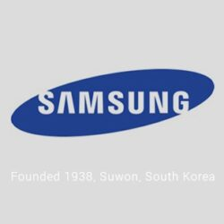 Story of Samsung